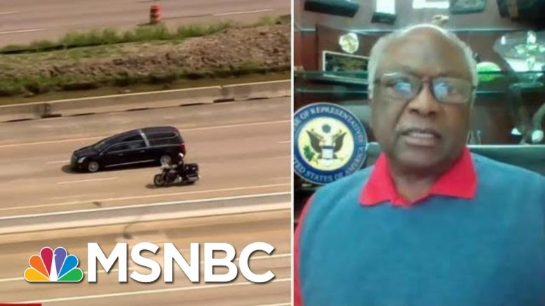 Rep. Jim Clyburn: 'Reform Policing In This Country' Instead Of Defunding | MTP Daily | MSNBC 1