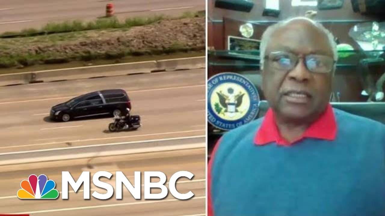 Rep. Jim Clyburn: 'Reform Policing In This Country' Instead Of Defunding   MTP Daily   MSNBC 2
