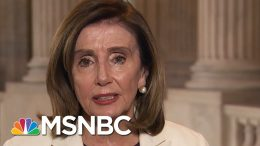 Pelosi: Ignore Trump On Police Reform, Racial Justice Because It's Not 'Reality' | MSNBC 9