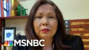 'Disgusted': Duckworth On Unanswered Questions About D.C. Protest Chain Of Command | All In | MSNBC 4