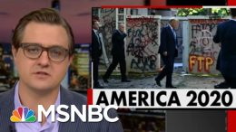 Chris Hayes On Why We Should Be Worried That Trump Is Worried About Reelection | All In | MSNBC 8