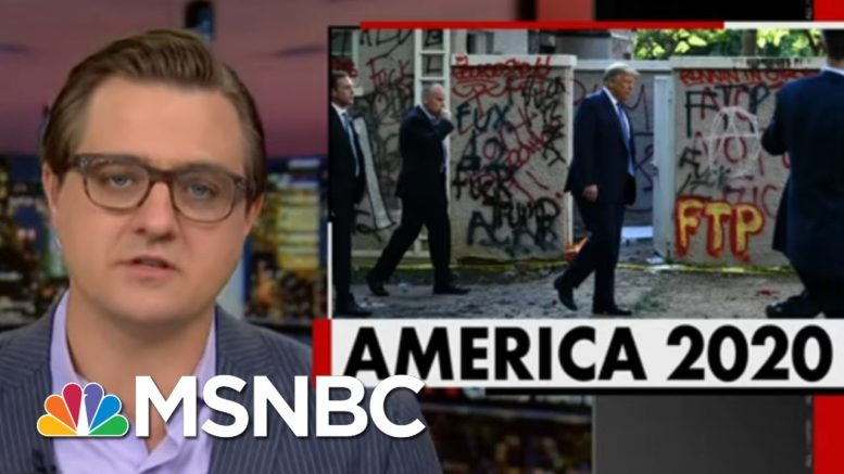 Chris Hayes On Why We Should Be Worried That Trump Is Worried About Reelection | All In | MSNBC 1