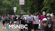 Chaos At Georgia Polling Sites Prompts Many To Turn Away | Morning Joe | MSNBC 2