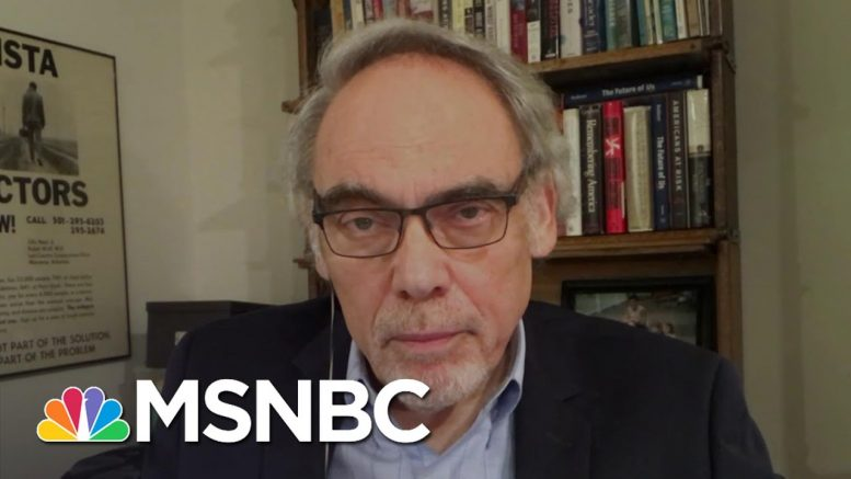Columbia University Doctor: Coronavirus 'Data Chaos Is Creating Political Opportunism' | MSNBC 1