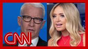 Cooper calls out McEnany's defense of Trump's baseless tweet 5