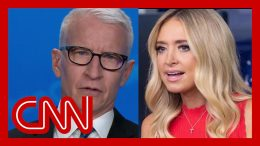 Cooper calls out McEnany's defense of Trump's baseless tweet 1