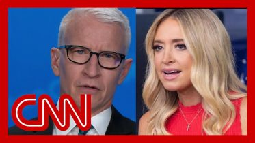 Cooper calls out McEnany's defense of Trump's baseless tweet 6