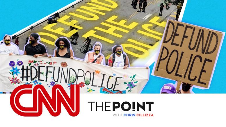 Is 'Defund the Police' a major political mistake for Democrats? 1