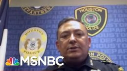 'Inhumane': Houston Police Chief Reacts To George Floyd Video | All In | MSNBC 1