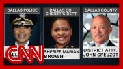 Trump's justice roundtable excluded top black local law enforcement 5