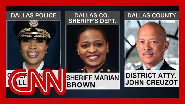 Trump's justice roundtable excluded top black local law enforcement 1