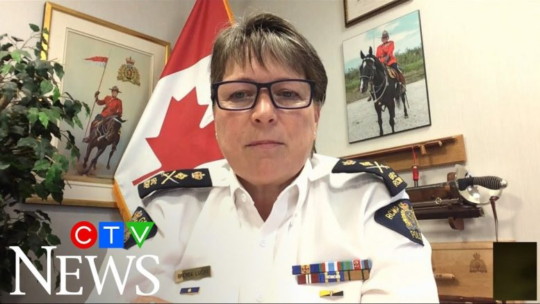 RCMP Commissioner Brenda Lucki says she struggles with the definition of systemic racism 1