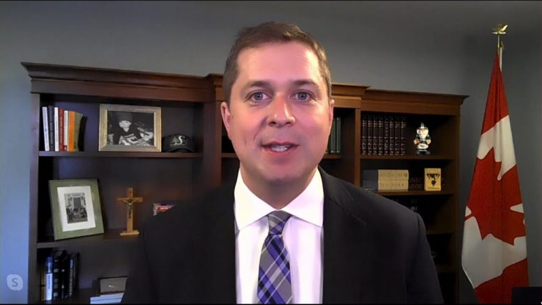 Scheer dodges repeated questions, won't say if systemic racism exists in the RCMP 1