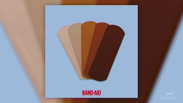 Band-Aids will now be available in a range of skin colours 1