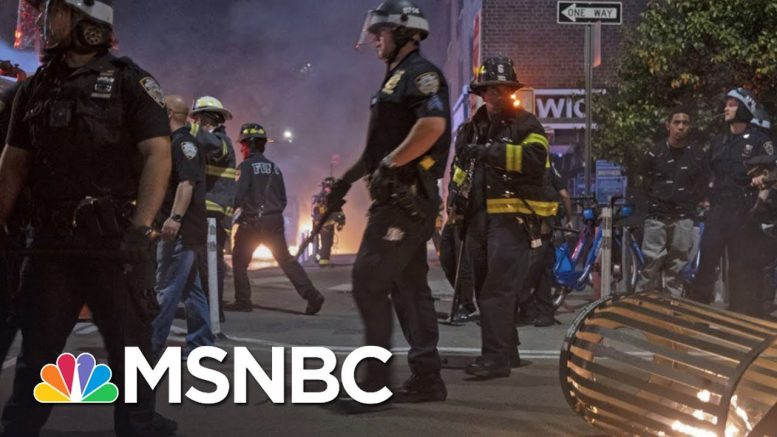 Why Activists Say Police Unions Stand In The Way Of Meaningful Reform | The 11th Hour | MSNBC 1