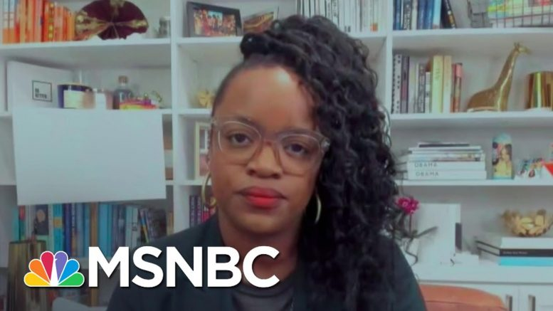 Brittany Packnett-Cunningham: Defunding The Police Will Keep People Safer | The 11th Hour | MSNBC 1