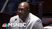 'Stop The Pain': George Floyd's Brother Testifies At Hearing On Police Brutality | MSNBC 4