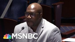 'Stop The Pain': George Floyd's Brother Testifies At Hearing On Police Brutality | MSNBC 7