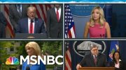 Trump Admin Vote Suppression Plan Seen In Vote-By-Mail Hypocrisy | Rachel Maddow | MSNBC 4