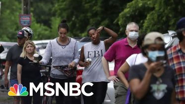 Georgia's Primary Election Plagued With Problems | Deadline | MSNBC 6