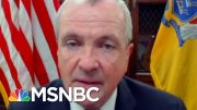 Gov. Murphy: New Jersey To License Police Officers For First Time | MTP Daily | MSNBC 3