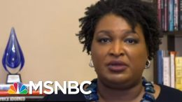 Abrams Slams Georgia Leaders For 'Incompetence' And 'Malice' In Election Disaster | All In | MSNBC 2