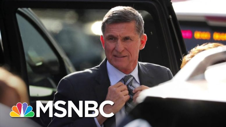 Retired Judge Calls DOJ Reversal In Flynn Case 'Gross Abuse Of Prosecutorial Power' | MSNBC 1