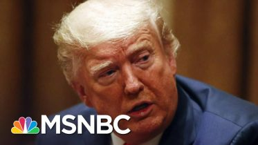 Trump White House Rejects 'Systemic Racism' In Law Enforcement | The 11th Hour | MSNBC 6
