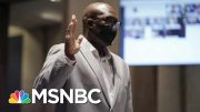 George Floyd's Brother Testifies To Congress As Trump Plans A Campaign Rally | The 11th Hour | MSNBC 4