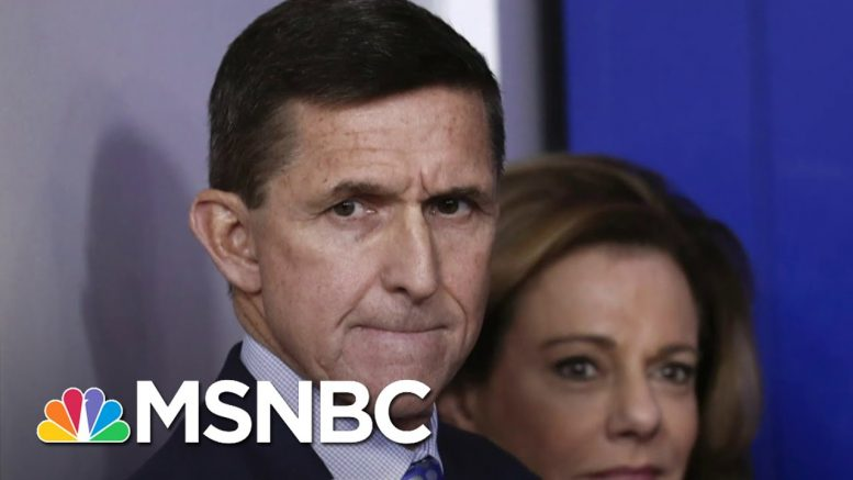 Barr's DOJ Accused Of Gross Abuse Of Power In New Flynn Report | Rachel Maddow | MSNBC 1
