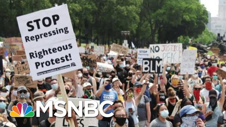 Has The Country Left The First Wave Of The Pandemic? | Morning Joe | MSNBC 1