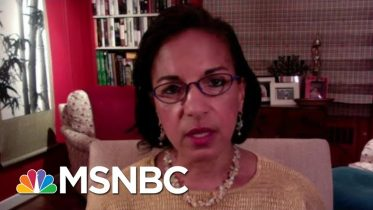 Ambassador Rice Makes The Case For D.C. Statehood | Morning Joe | MSNBC 6