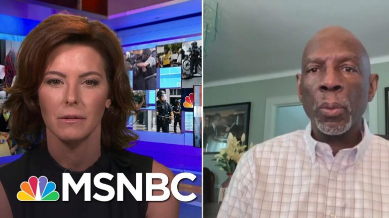 Geoff Canada: We Need Community Reinvestment So Kids 'Have A Fair Shot' | Stephanie Ruhle | MSNBC 1