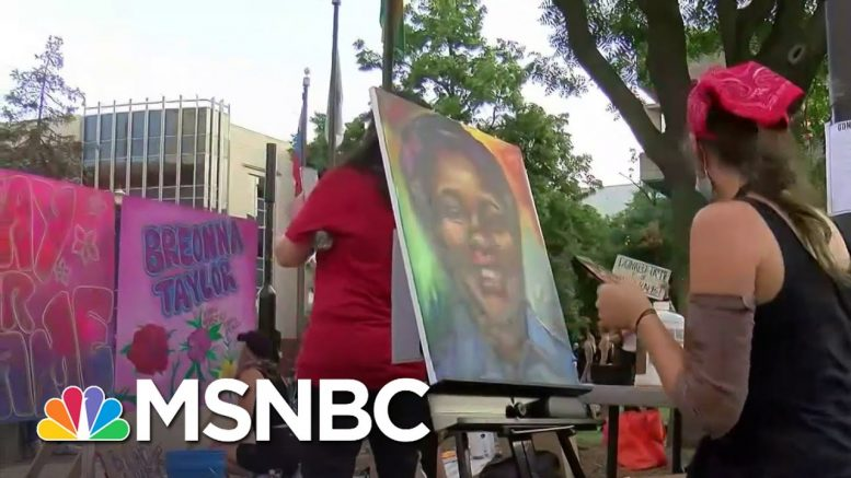 Louisville Lawmakers To Take Up Law Limiting 'No Knock' Warrants | MSNBC 1