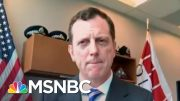 Former Camden, NJ Police Chief Explains How They Rebuilt The Department   Andrea Mitchell   MSNBC 4