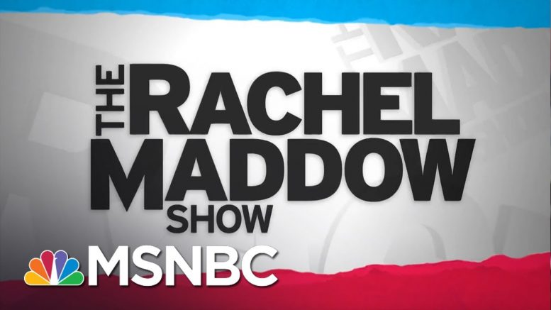 Watch Rachel Maddow Highlights: June 10 | MSNBC 1