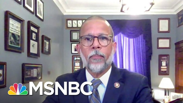 Rep. Anthony Brown: 'The President Has Abused And Misused The Military' | Deadline | MSNBC 1