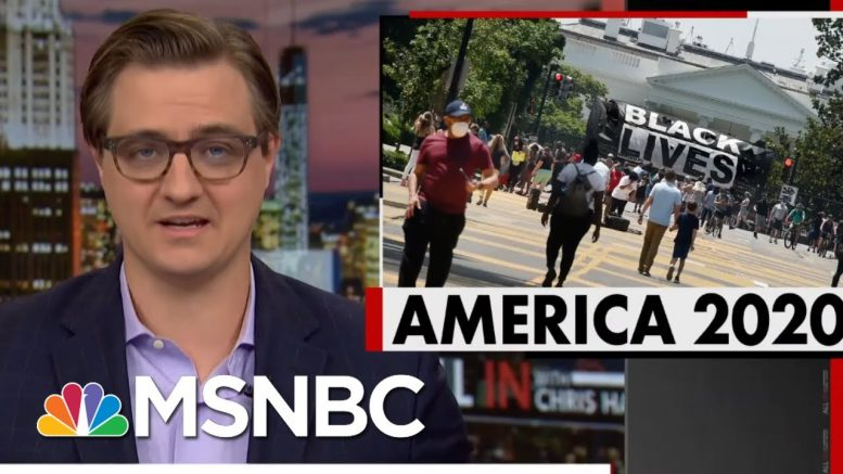 Chris Hayes On Why Racists Are Drawn To Trump | All In | MSNBC 1