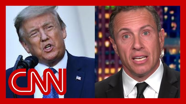 Chris Cuomo: Why Trump won't acknowledge the nation is hurting 1