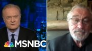 Robert De Niro: 'People Have To Take A Stand' | The Last Word | MSNBC 3