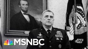 Joint Chiefs Chairman Discussed Resigning Over Role In Trump Photo Op | The 11th Hour | MSNBC 9