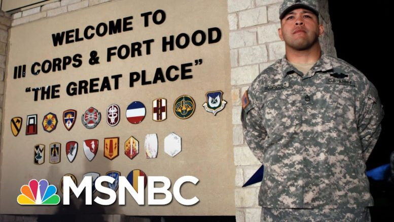 James Carville: Rename A Confederate-Named Base After Honoré | The 11th Hour | MSNBC 1