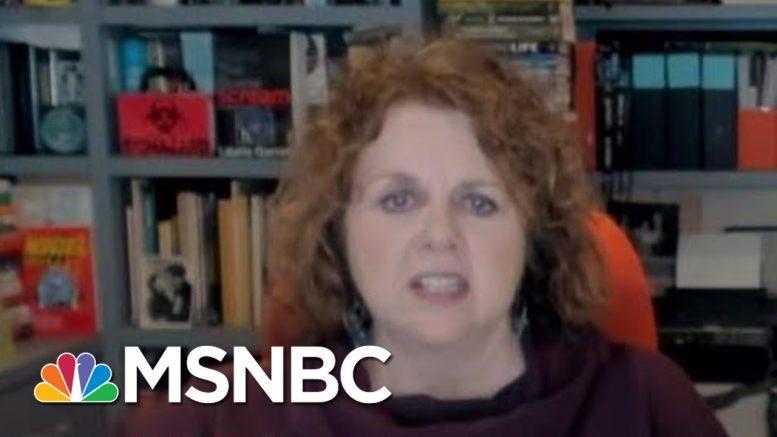 Economic Shockwave Hits As Coronavirus Warnings Come To Pass | Rachel Maddow | MSNBC 1