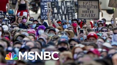 We Are Reaching A Tipping Point, Says BLM Co-Founder | Morning Joe | MSNBC 6