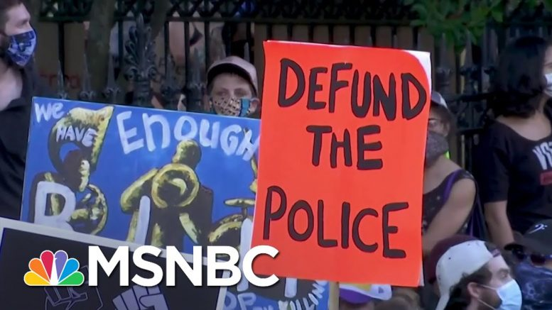 Lawmakers Beginning To Act In Response To Nationwide Protests | Stephanie Ruhle | MSNBC 1
