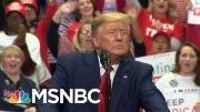 Unmasked: Trump Pushes COVID Waiver As Pence Deletes Controversial Tweet | MSNBC 3