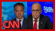 Tapper to Kudlow: This is as swampy as I can imagine 5