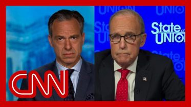 Tapper to Kudlow: This is as swampy as I can imagine 6
