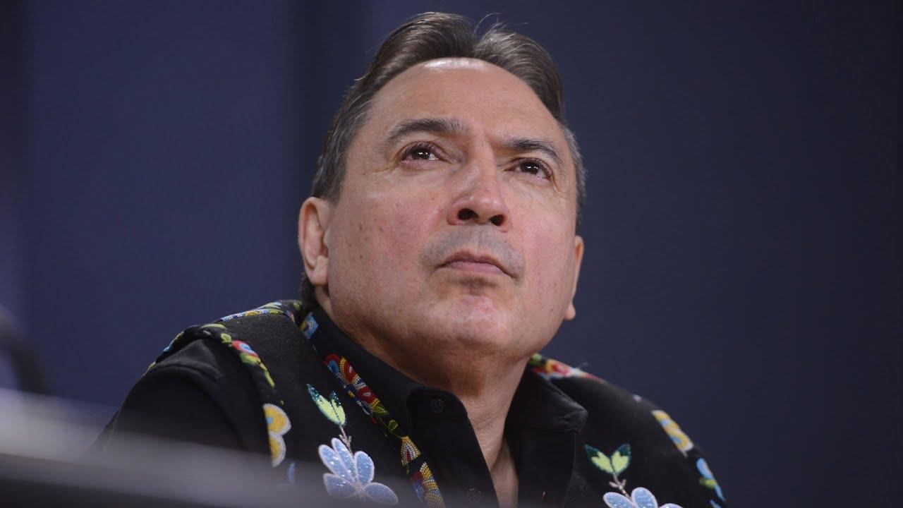 AFN Chief Bellegarde demands outline for police reform 1