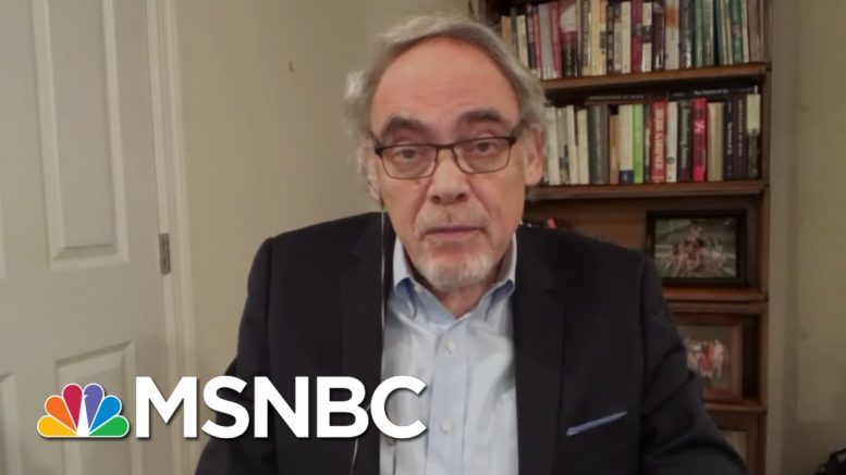 Dr. Irwin Redlener: Alarming Rise In COVID-19 Cases 'Entirely Predictable' | MSNBC 1